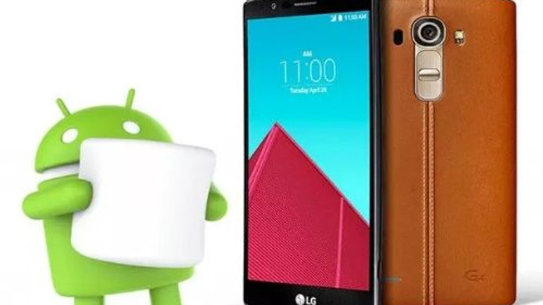 LG G4'e Android 6.0 Marshmallow geldi!