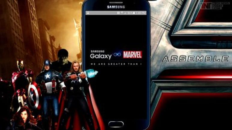 Samsung Marvel Temalı Ürünler Çıkarmaya Devam Ediyor