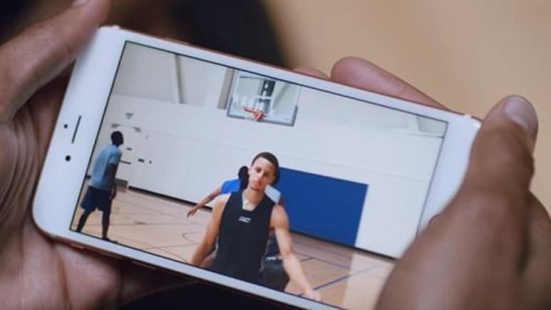 Apple, iPhone 6s için üç yeni reklam filmi yayınladı