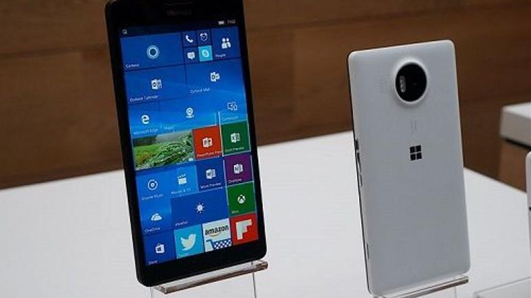 Lumia 950 ve Lumia 950 XL, Avrupa'da ön sipariş almaya başladı