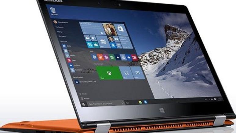 Lenovo iki farklı ekran boyutuna sahip Yoga 700 dizüstü bilgisayarları duyurdu