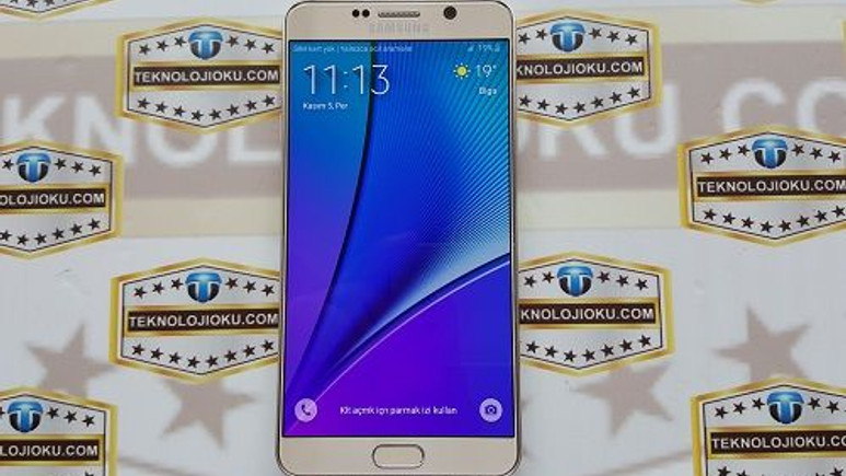 Samsung Galaxy Note 5 Uzun Kullanım Testi [Video]