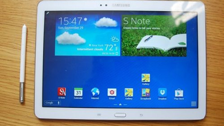 Samsung Galaxy Note 10.1 (2014) için Android 5.1.1 güncellemesi yayınlandı