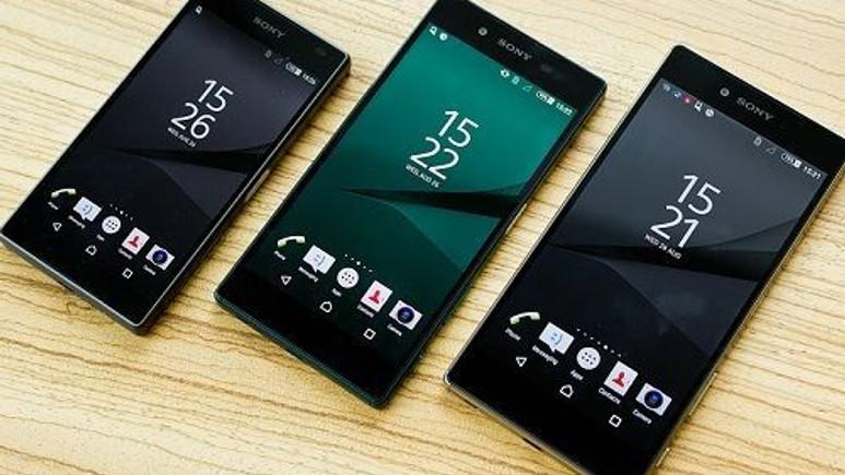 İşte Sony Xperia Z5 ailesinin Türkiye fiyatı