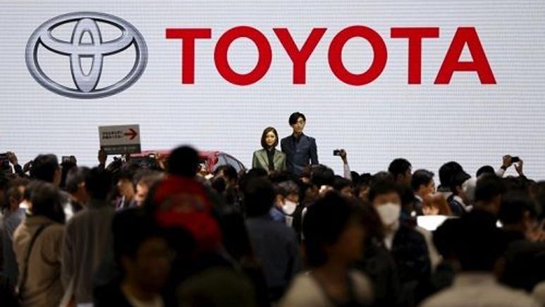 Toyota'dan yapay zeka ve robotik çalışmalar için 1 milyar dolar yatırım