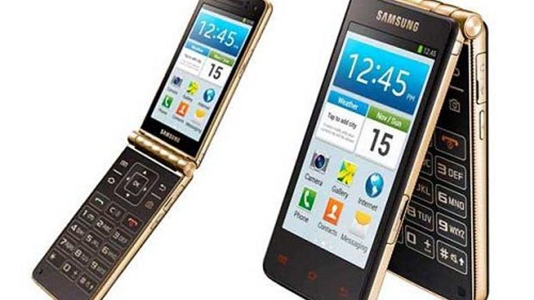 Samsung kapaklı akıllı telefon Galaxy Golden 3'ü hazırlıyor