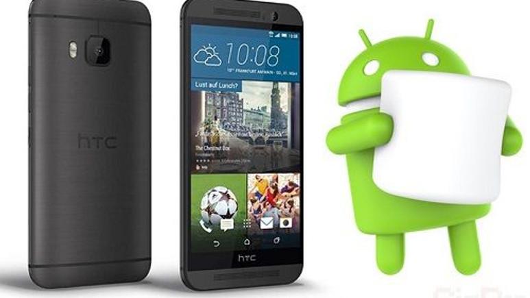 Android 6.0 yüklü One M9'un görüntüleri yayınlandı