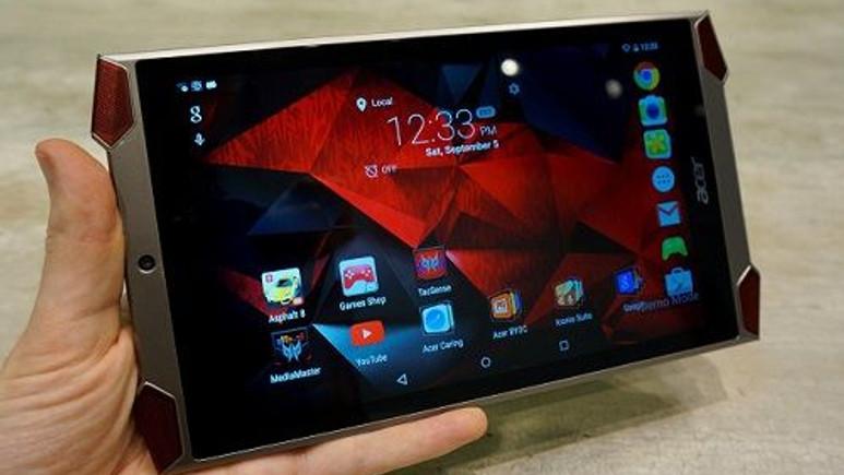 Oyun odaklı Acer Predator 8 tablet ön sipariş almaya başladı