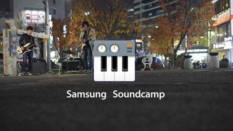 Samsung Soundcamp ile DJ olmak ister misiniz?