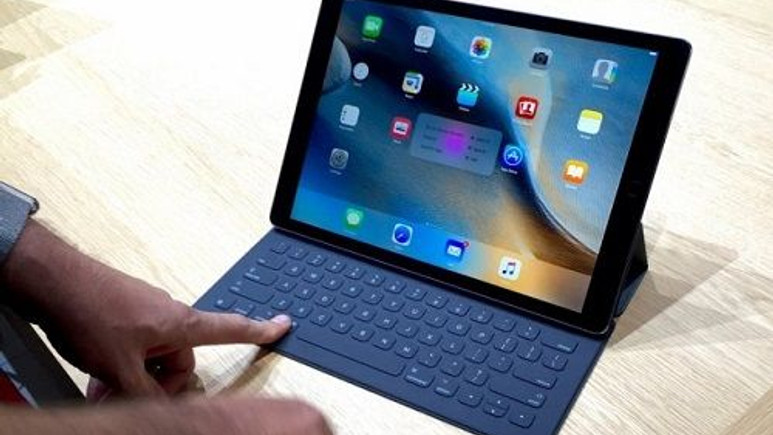 iPad Pro'nun Lightning girişi USB 3.0 desteği sunuyor