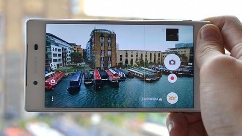 Xperia Z5 kamera uygulaması  Xperia Z1, Z2, Z3 serisi telefonlara uyarlandı