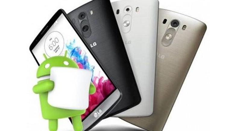 LG G3, Android 6.0 Marshmallow güncellemesi dağıtım tarihi açıklandı