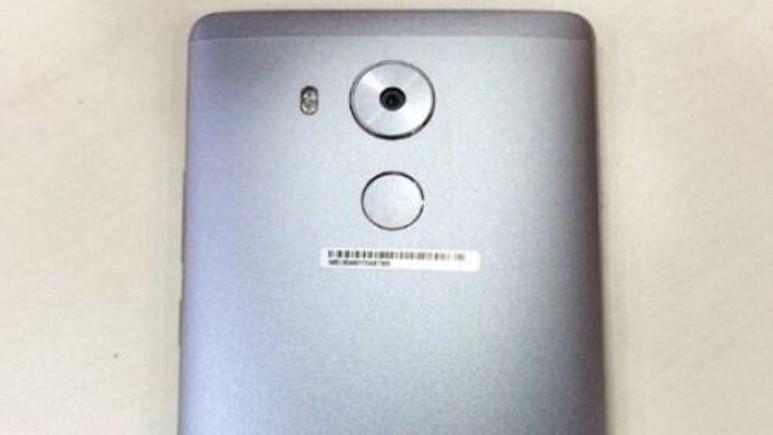 Huawei Mate 8'e yeniden bir göz atın