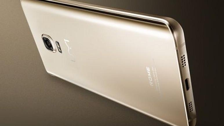 5.5 inç AMOLED ekran ve 3GB RAM'e sahip UMi ROME'un fiyatı sadece 90$