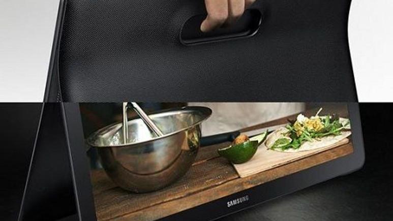Samsung'un dev tableti Galaxy View'in fiyatında indirime gidildi