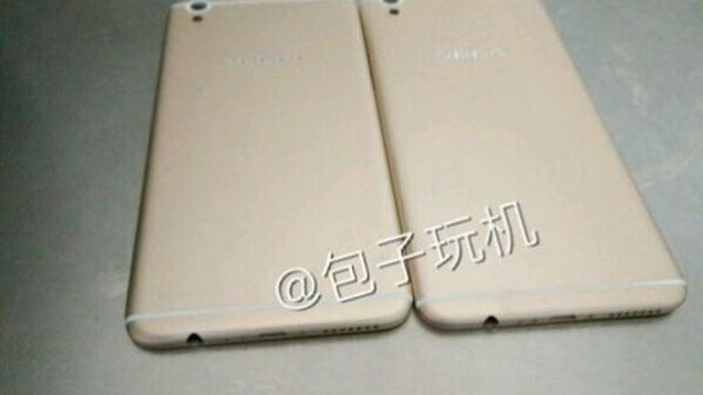 Oppo da iPhone klonu telefon yaptı!
