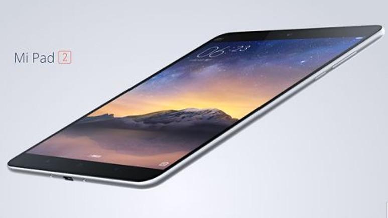 Intel işlemcili Xiaomi Mi Pad 2 artık resmi (Tabletin Winodws 10 sürümü de olacak)