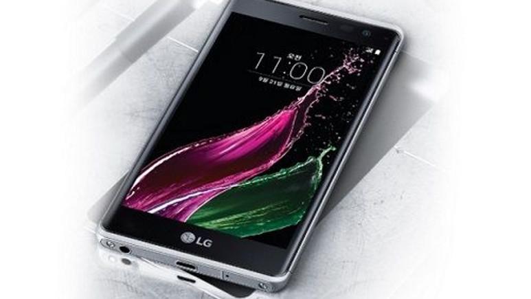 LG'nin metal telefonu ''LG Zero'' global pazarda satışa sunuluyor