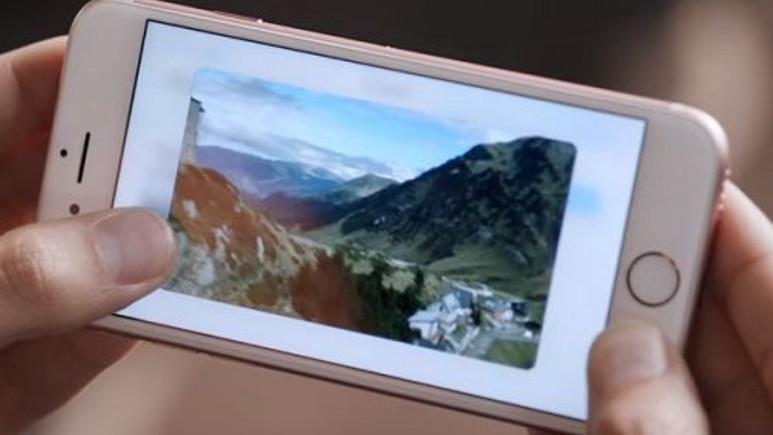 Apple, iPhone 6S için iki yeni reklam filmi yayınladı