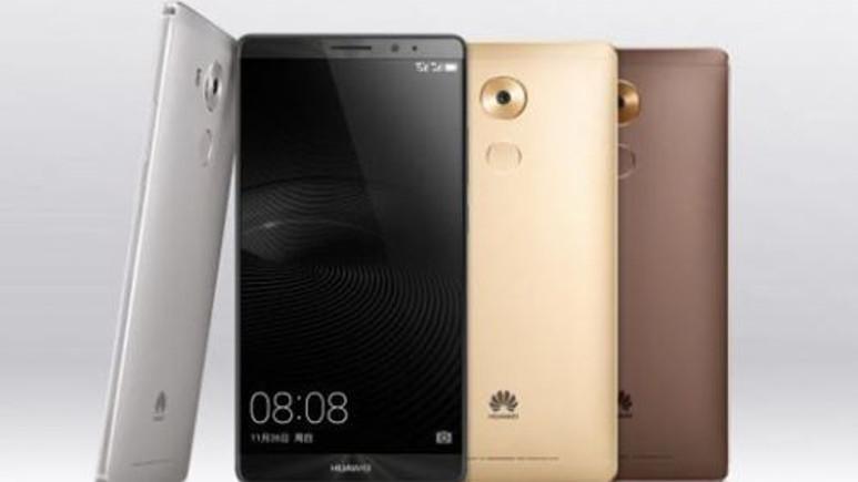 Force Touch özellikli Huawei Mate 8 geliyor!
