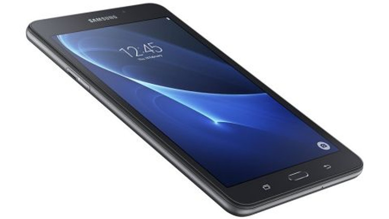 Samsung Galaxy Tab A (2016) sessiz sedasız tanıtıldı