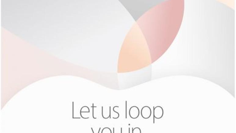 Apple 21 Mart Etkinliği Kesinleşti