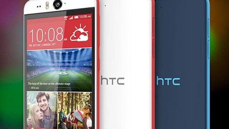 HTC Desire Eye Android 6.0 güncellemesi aldı