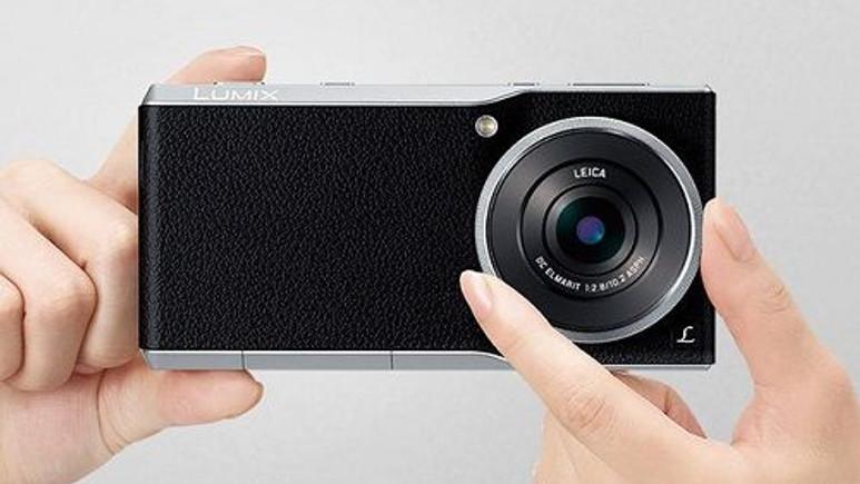 Panasonic'ten Android kameralar geliyor