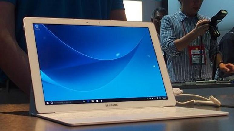Galaxy TabPro S'e kalem desteği geliyor