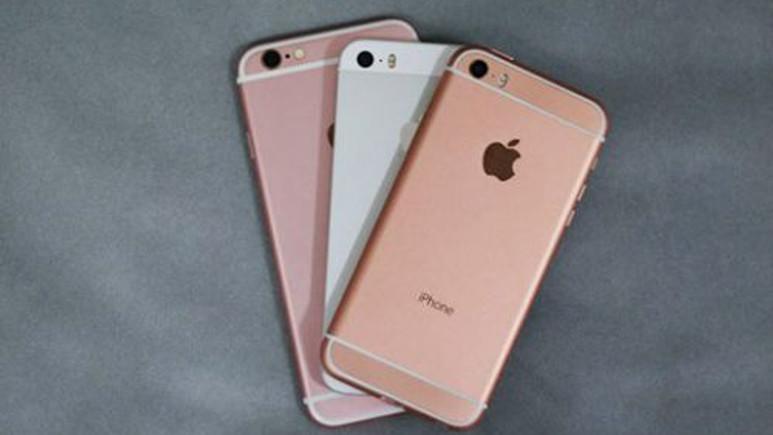 Bu video 4-inç Apple iPhone SE'yi mi gösteriyor?