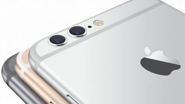 iPhone 7 Plus'ın çift kamera modülü görüntülendi