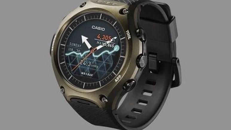 Casio akıllı saat WSD-F10 satışa sunuluyor