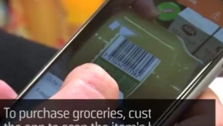 Çalışanı olmayan market olur mu? Teknoloji ile olur!