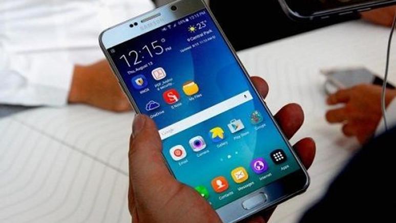 Galaxy Note 5 Android 6.0 güncellemesi Türkiye'de