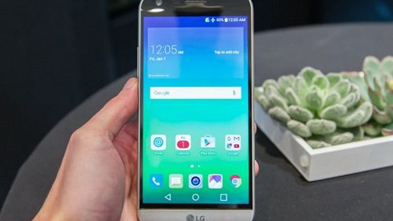 LG G5'in Snapdragon 652 işlemcili versiyonu artık resmi