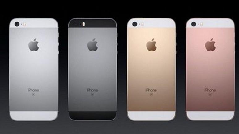 Sonunda tanıtıldı! Karşınızda 4 inç ekranlı iPhone SE