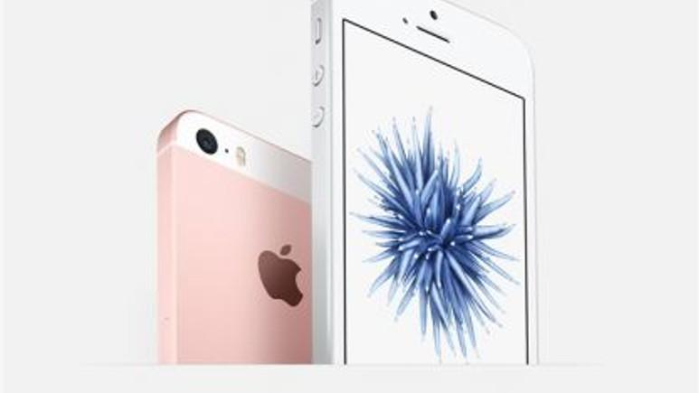 iPhone SE parçalara ayrıldı