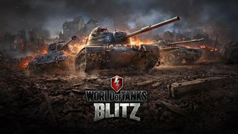 World of Tanks Blitz Mac OS X Platformuna Geldi