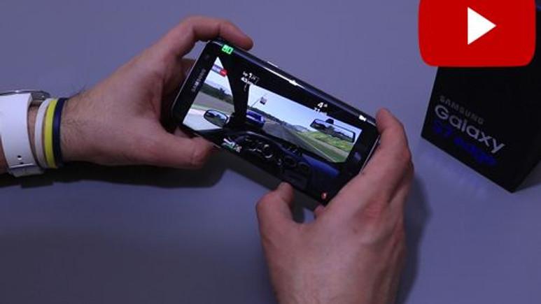 Samsung Galaxy S7 Edge İnceleme Oyun Performansı