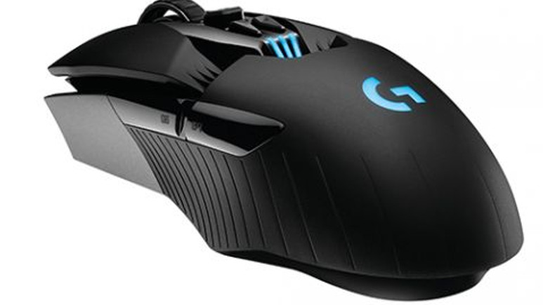 Logitech'ten Yeni Mouse G900 Chaos Spectrum