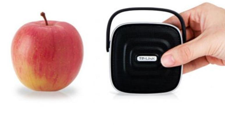 TP-LINK'ten Taşınabilir Bluetooth Hoparlör