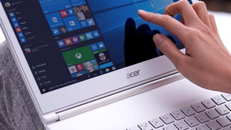 Acer'in internet sitesi hacklendi!