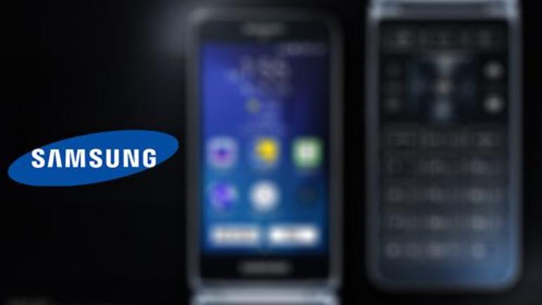 Samsung'tan bir nostaljik yeni daha:Tuşlu ve kapaklı akıllı telefon sızdırıldı!