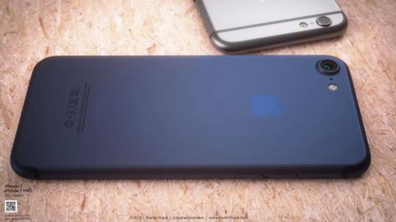 iPhone 7 yeni rengiyle geliyor