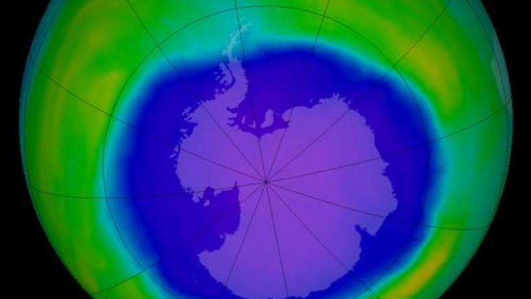 Ozon tabakası sonunda iyileşiyor!