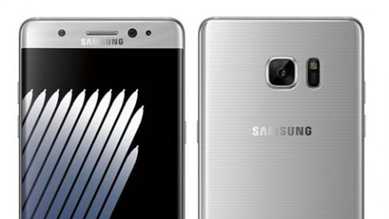 Samsung Galaxy Note 7'nin tüm özellikleri!