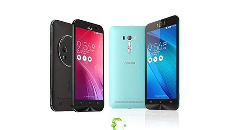 Asus Zenfone Zoom ve Zenfone Selfie için Android Marshmallow dağıtılmaya başlandı