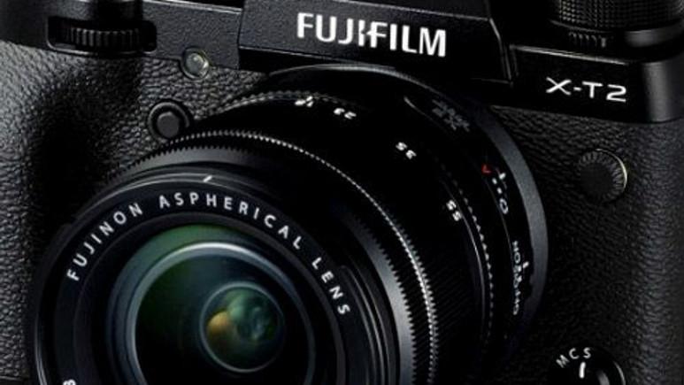 Fujifilm X-T2'yi resmen duyurdu.