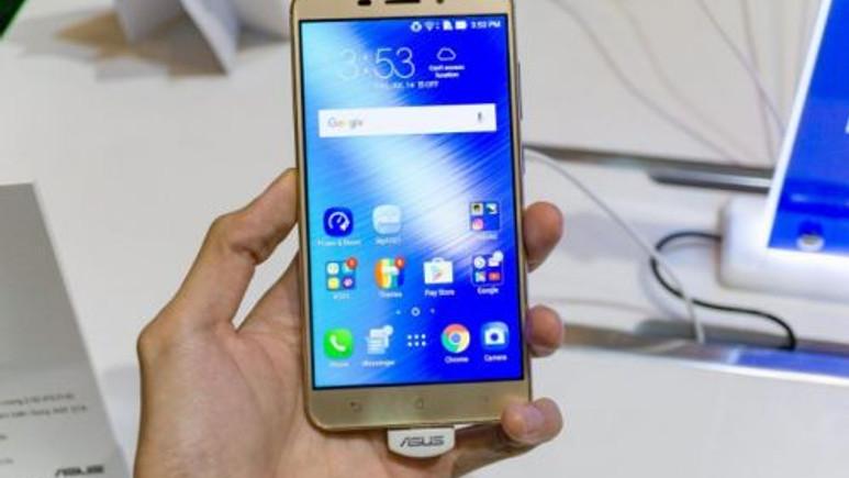 Asus, Zenfone 3 Max ve Zenfone 3 Laser'i duyurdu