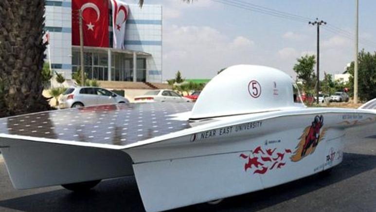 RA 27 Güneş enerjisiyle 150 KM hız yapıyor